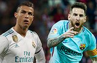 Лионель Месси, Реал Мадрид, Криштиану Роналду, примера Испания, Барселона