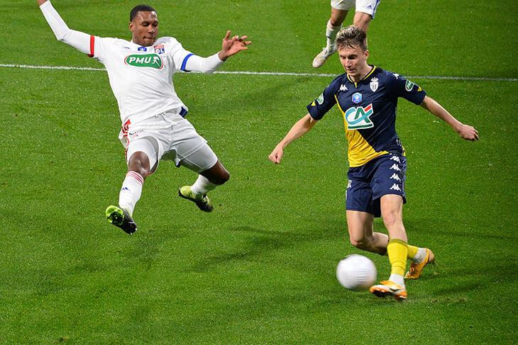 Головин проводит лучший сезон в «Монако» даже на фоне травм. Он максимально вариативен в атаке
