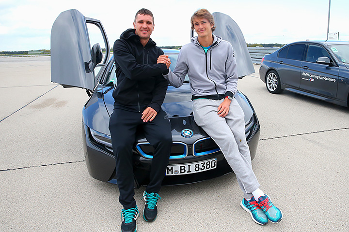 Александр Зверев, ATP, Australian Open, Миша Зверев