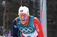 Пхенчхан-2018, Ханс Кристер Холунн, сборная Норвегии, Симен Хегстад Крюгер, сборная России (лыжные гонки), Мартин Йонсруд Сундбю, лыжные гонки
