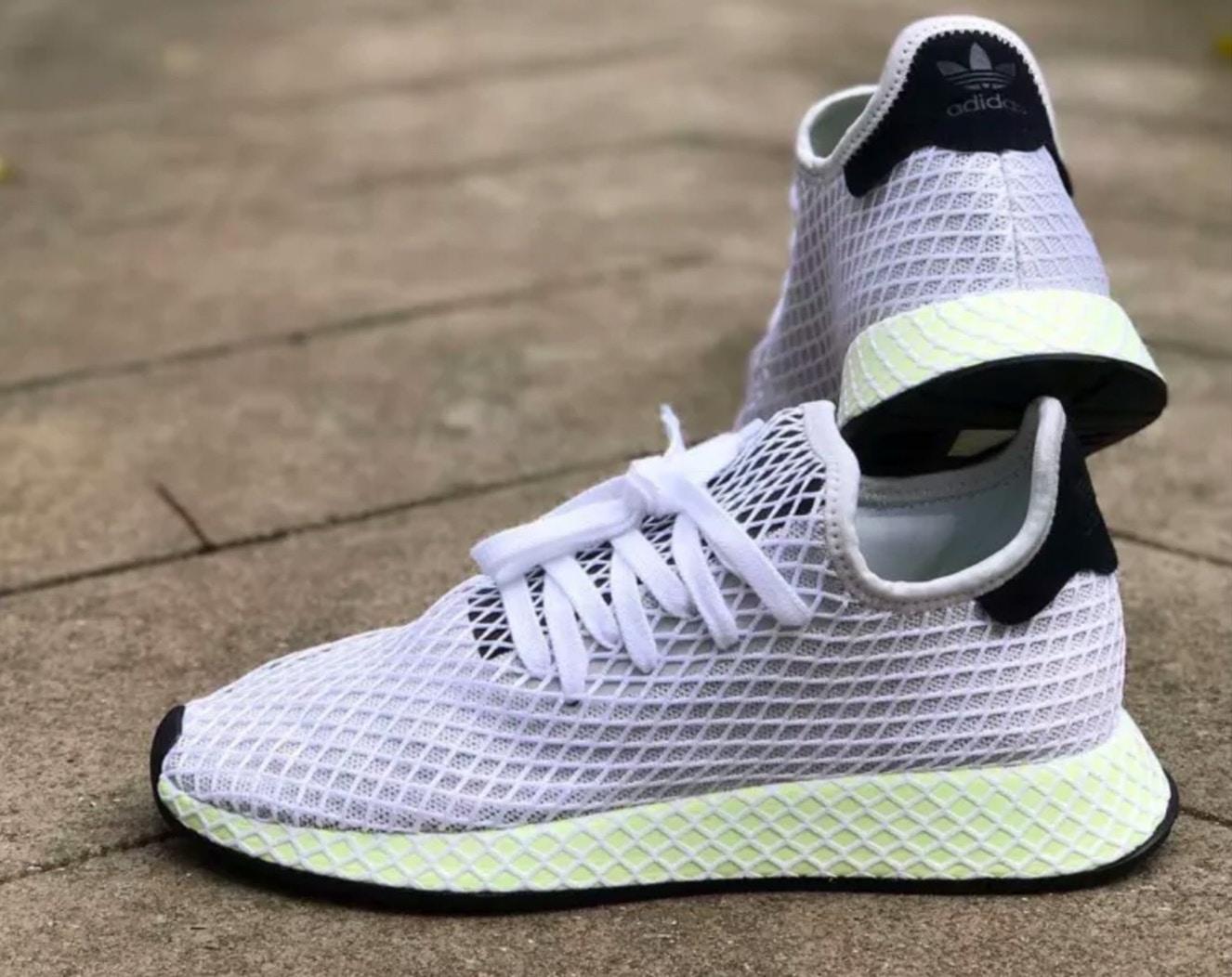 89a71ff8024f В интернете появились фото новой модели кроссовок adidas – Deerupt Runner