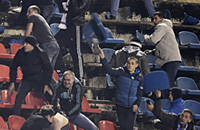 ФНЛ, Динамо Москва, Факел, происшествия, болельщики