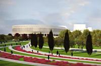 Парк, который построят у нового стадиона «Краснодара»