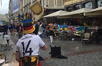 сборная Украины, сборная Германии, происшествия, болельщики, Евро-2016