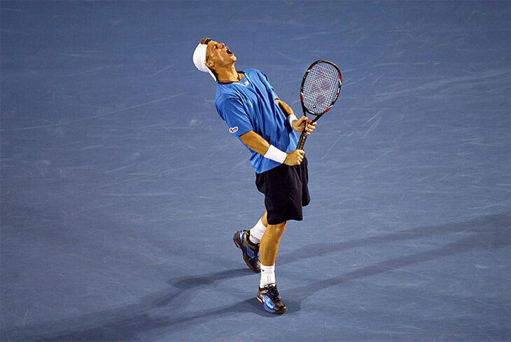 Джокович – король Australian Open. Первый титул взял еще в 2008-м, когда показывал пародии, а его родители хоронили Федерера