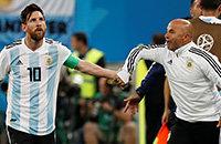 Сборная Аргентины по футболу, Хорхе Сампаоли, ЧМ-2018