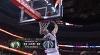 John Wall with the nice dish vs. the Celtics