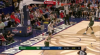 Anthony Davis throws down the alley-oop!