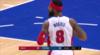 Zach LaVine with 33 Points vs. Detroit Pistons