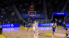Jordan Poole sinks the shot at the buzzer