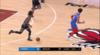Ja Morant Posts 15 points, 12 assists & 11 rebounds vs. Oklahoma City Thunder