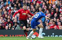 Следим за английским топ-матчем: «Челси» и«МЮ» бьются на «Стэмфорде»