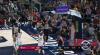 Myles Turner Blocks in Indiana Pacers vs. Chicago Bulls