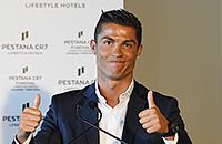 Криштиану Роналду, Реал Мадрид, происшествия