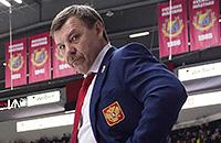 Пять медалей за четыре года. Олег Знарок уходит из сборной