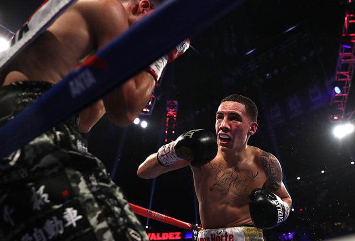 В Мексике появилась новая звезда бокса. Оскар Вальдес эпично вырубил соперника и хочет взять реванш у Ломаченко
