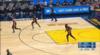 Stephen Curry with 34 Points vs. Oklahoma City Thunder