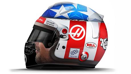 Шлемы в честь Шумахера, Бьянки, Сенны. Пилоты «Формулы-1» поддерживают своих