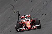 происшествия, Феррари, Себастьян Феттель, Формула-1, Гран-при Австрии