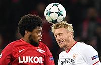 «Спартак» играет с главным соперником в Лиге чемпионов