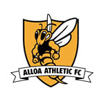Аллоа Атлетик - logo