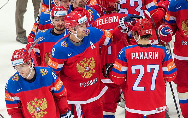 сборная России, НХЛ, Кубок мира