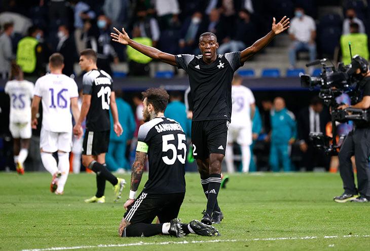 Кто победил «Реал»: грек, которого зачехлил Каррера, бразилец из третьей лиги (он здесь главный старожил), люксембуржец из «Тамбова»
