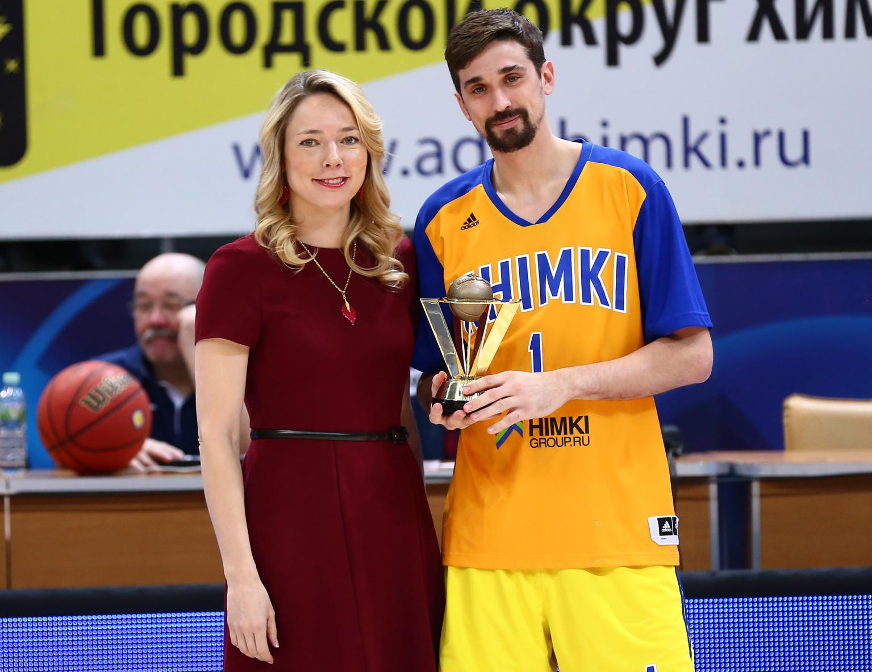 Алексей Швед – MVP февраля