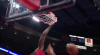 Al-Farouq Aminu rises up and throws it down