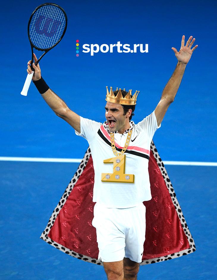Роджер Федерер, ATP