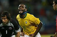 Робиньо, Вагнер Лав, Сборная Бразилии по футболу, Кубок Америки, фото
