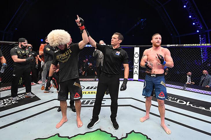 10 самых заплюсованных постов года в боксе/MMA/UFC
