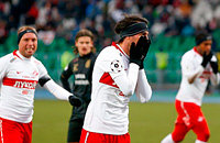 Последний матч Рианчо в «Спартаке»: пропустили два, как только ушел Глушаков