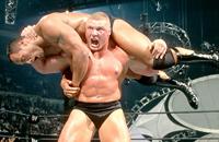 Брок Леснар, Марк Хант, рестлинг, WWE