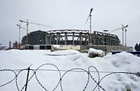Самая бесконечная стройка российского футбола