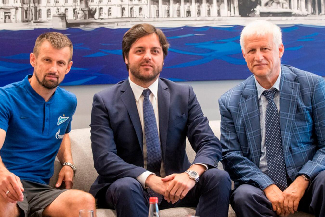 Аршавин у Нобеля: исключает приглашение Газизова, предлагает забыть о победе в еврокубках на 50 лет и считает, что «Зенит» в ЛЧ неинтересен УЕФА
