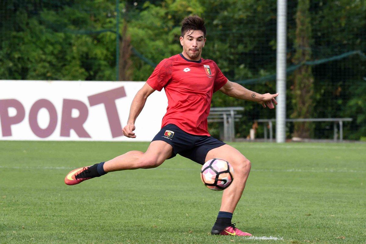 Сын Диего Симеоне стал игроком «Дженоа»