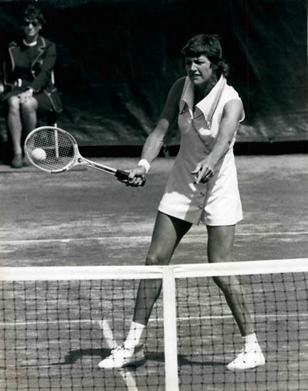 Как женщины развивали теннис Теннисный дайджест Блоги  Другая звезда Билли Джин Кинг помогла основать wta А в 1973 году us open стал первым Большим шлемом уравнявшим призовые для мужчин и женщин