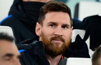 «Ювентус» – «Барселона». Месси на скамейке
