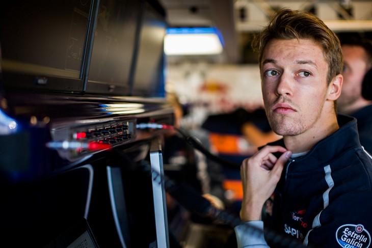Русский гонщик «Формулы-1» Квят стал пилотом «Феррари»