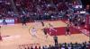 Donovan Mitchell with 38 Points vs. Houston Rockets
