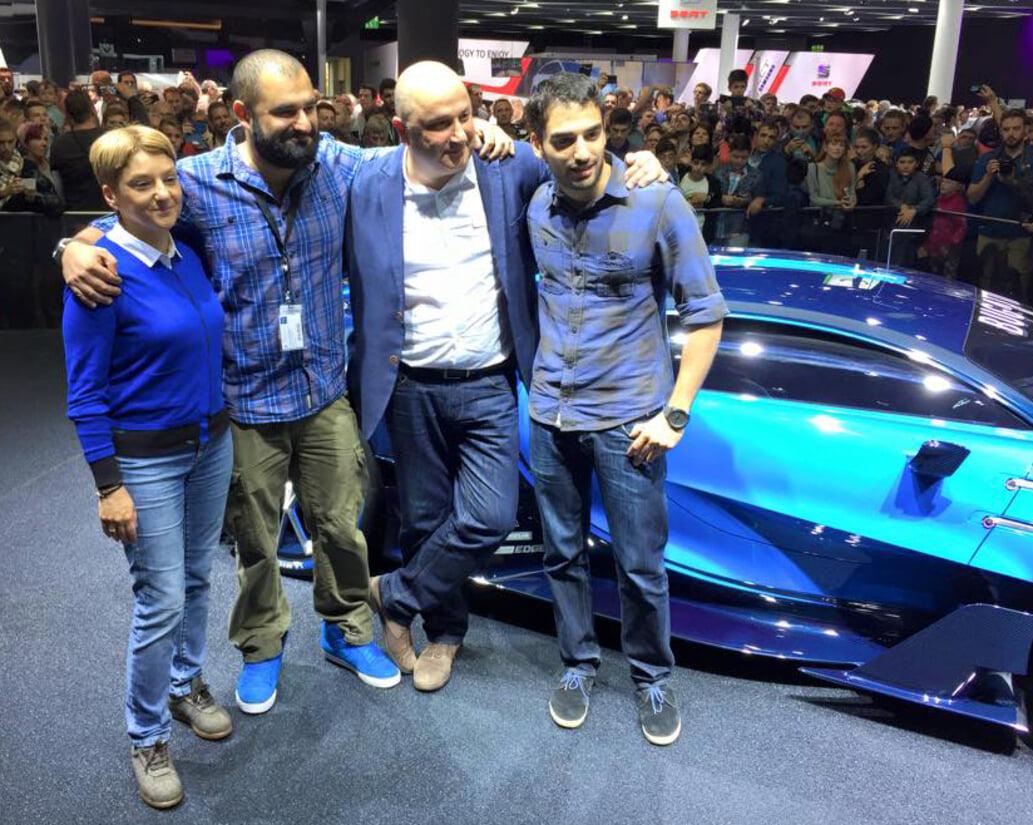 «Ламборгини» и «Бугатти» сделал Саша Селипанов, выросший в Москве. Интервью с одним из главных дизайнеров спорткаров в мире