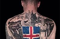 сборная Исландии, Арон Гуннарссон, светская хроника