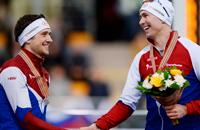 Павел Кулижников, Денис Юсков, сборная России (коньки), Пхенчхан-2018, допинг