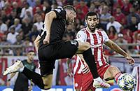 Олимпиакос, Краснодар, Лига чемпионов УЕФА