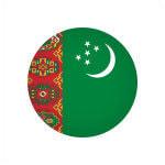 Туркменистан - logo