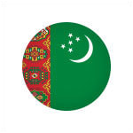 Turkmenistan - logo