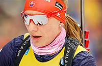 Кузьмина – фаворит Олимпиады. Россия потеряла супербиатлонистку