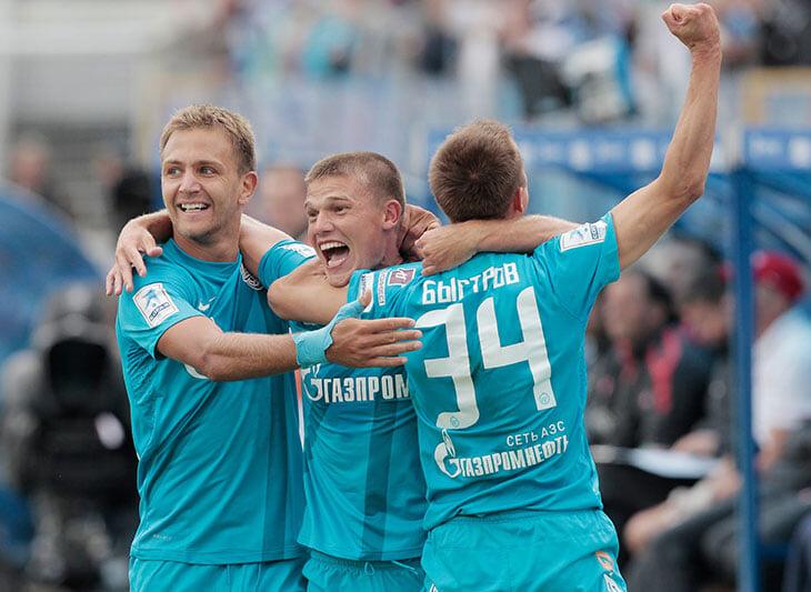 5:0 со «Спартаком» – последнее доминирование «Зенита» Спаллетти. Эмери сгубили глупые потери в центре поля