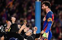 примера Испания, Барселона, Лионель Месси, сборная Аргентины